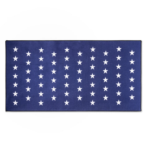 Image of Titleist Stars & Stripes Microfiber Towel Limited Edition