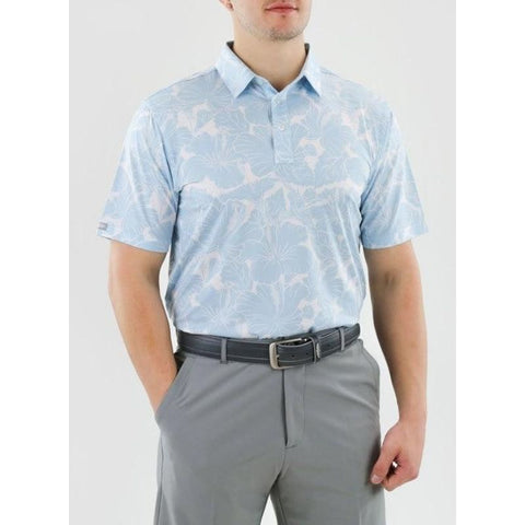Image of Straight Down Men's Kapalua Polo
