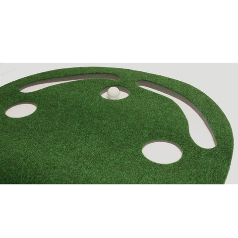Putt-A-Bout Grassroots Par Three Putting Aid Green (9-feet x 3-feet)