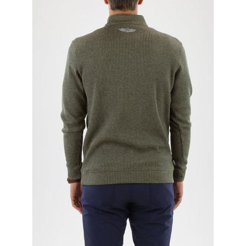 Image of PULLOVER SD 60497 MORRO 1/4 ZIP Back
