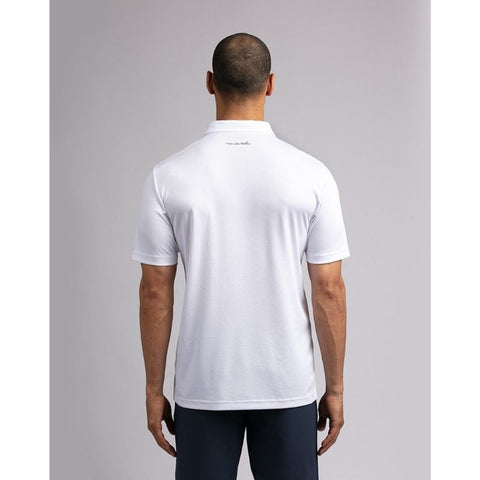 TRM Men's Transcontinental Polo Back
