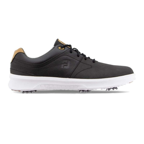 FootJoy Men's Contour Series Golf Shoe Black
