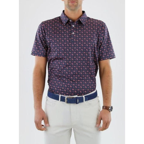 Image of Straight Down Skipper Polo Front