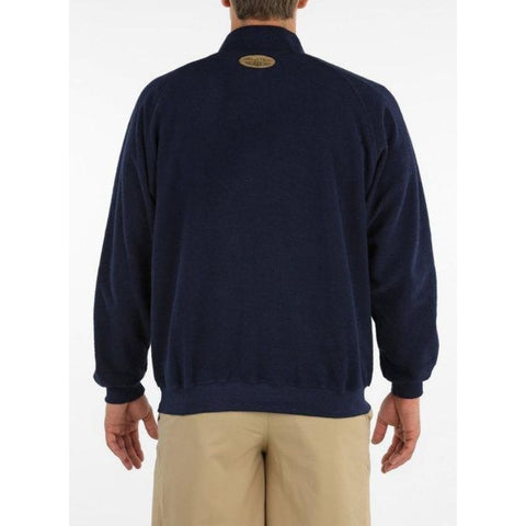 PULLOVER SD 60118 FOOTHILL FLEEC Back