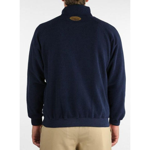 PULLOVER SD 601 FAIRWAY 1/4 ZIP Back