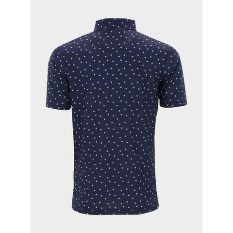 Straight Down Men's Bloomberg Polo