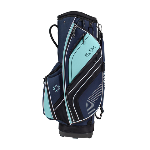 Image of Cleveland Women's Bloom Navy/Mint Golf Set