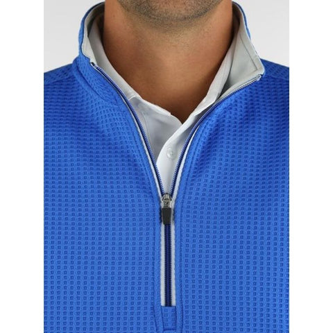 Image of PULLOVER SD 60339 OPTIC 1/2 ZIP