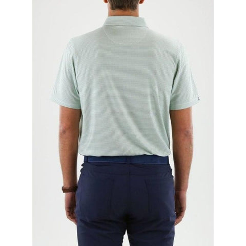 Straight Down Men's Kestner Polo Back
