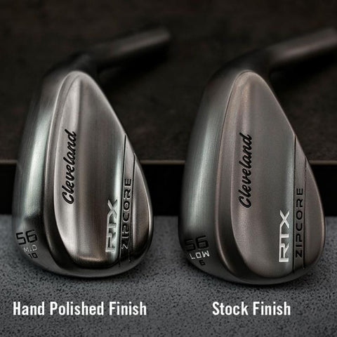 Cleveland RTX Zipcore Tour Rack Raw Wedge