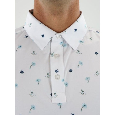 Straight Down Men's Shirt Makapolo