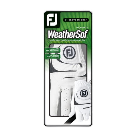 Foot Joy WoMen's WeatherSof Glove