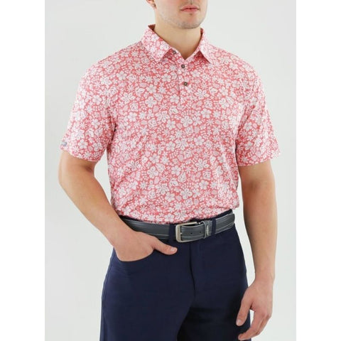 Image of Straigt Down Kona Polo Front