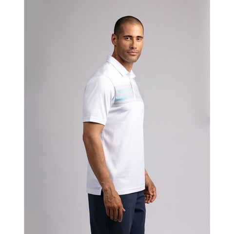 TRM Men's Transcontinental Polo Side view