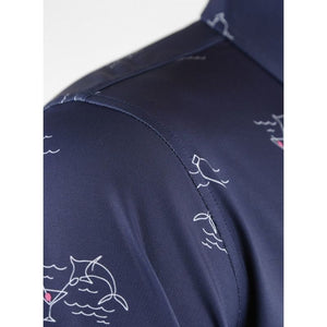 Straight Down Men's Jig Polo