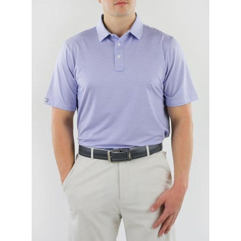 Straight Down Men's Kestner Polo front
