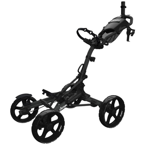 Clicgear 8.0 golf push cart Black