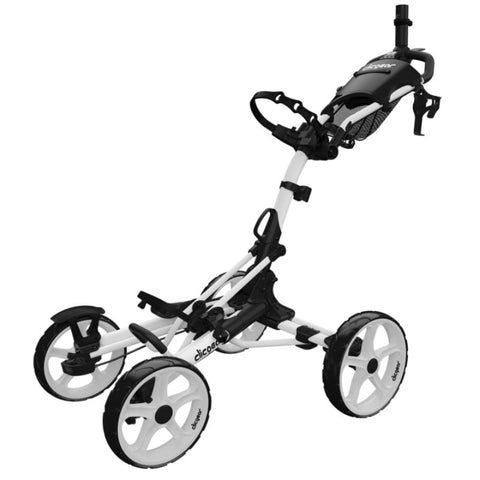 Clicgear 8.0 golf push cart White