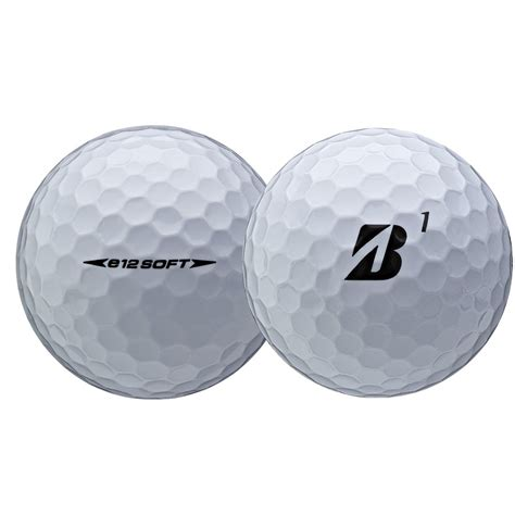Bridgestone E12 Soft Golf Balls