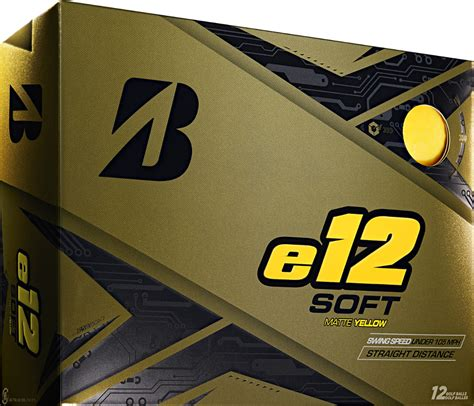 Image of Bridgestone E12 Soft Golf Balls