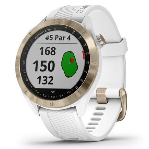 Garmin Approach S40 GPS Golf Smartwatch with Touchscreen Now $199.99