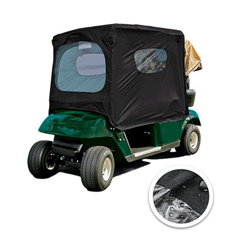 Image of Frogger Poncho Golf Cart Cover