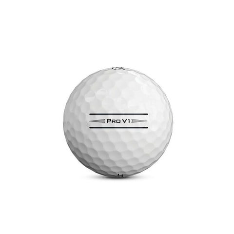 Image of Titleist Pro V1 Enhanced Alignment Golf Balls