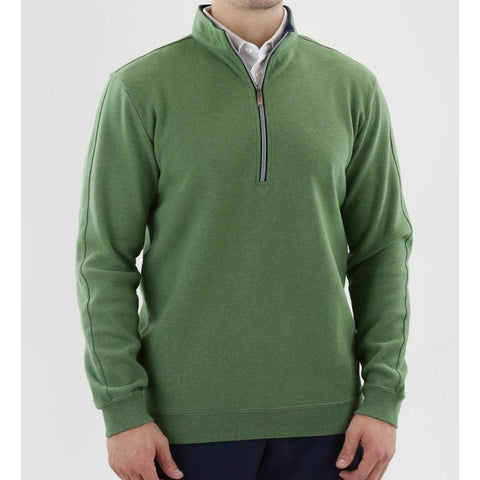 Straight Down Men's Pullover Burnside 1/4