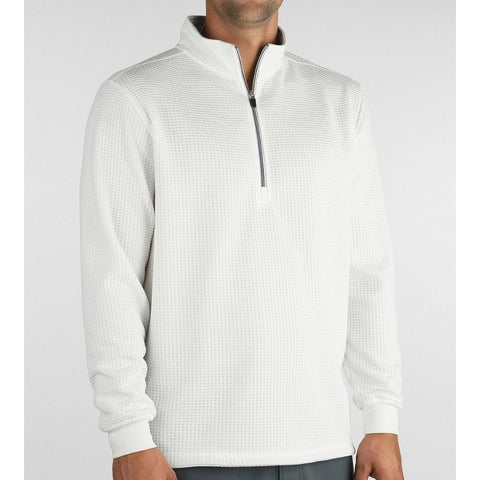 Straight Down Men's Pullover Optic 1/2 Zip