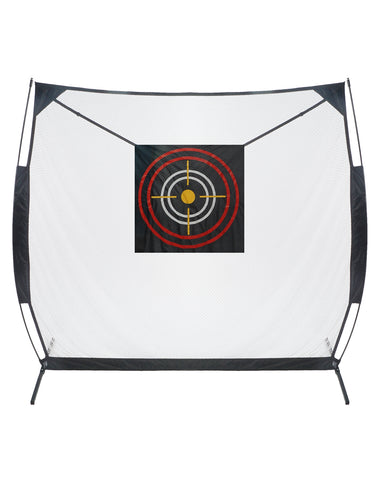 World Of Golf 7'X7' Stand Up Practice Net
