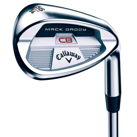 Image of Callaway Mack Daddy Cb Wedge