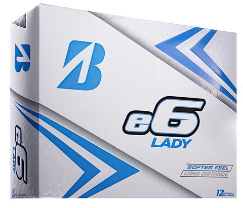 Image of Bridgestone E6 Ladies Golf Balls