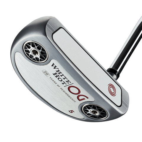 Image of Odyssey White Hot OG #5 Mallet Putter Hero