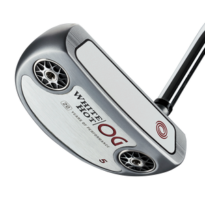 Odyssey White Hot OG #5 Mallet Putter Hero