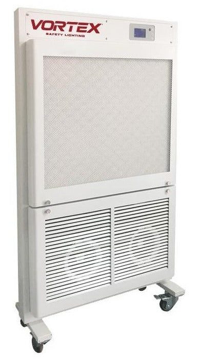 Mobile UVC/HEPA Air Filtration System