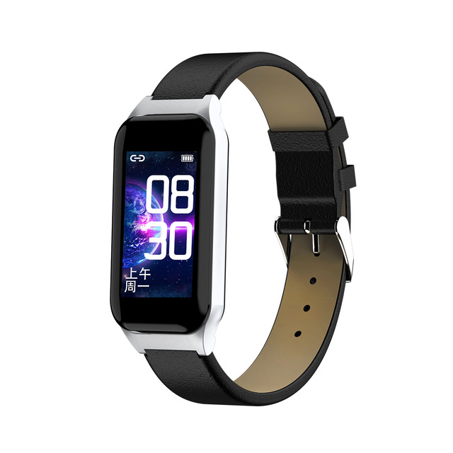 Newest AI Smart Watch with Bluetooth Earphone Heart Rate Monitor Smart Wristband