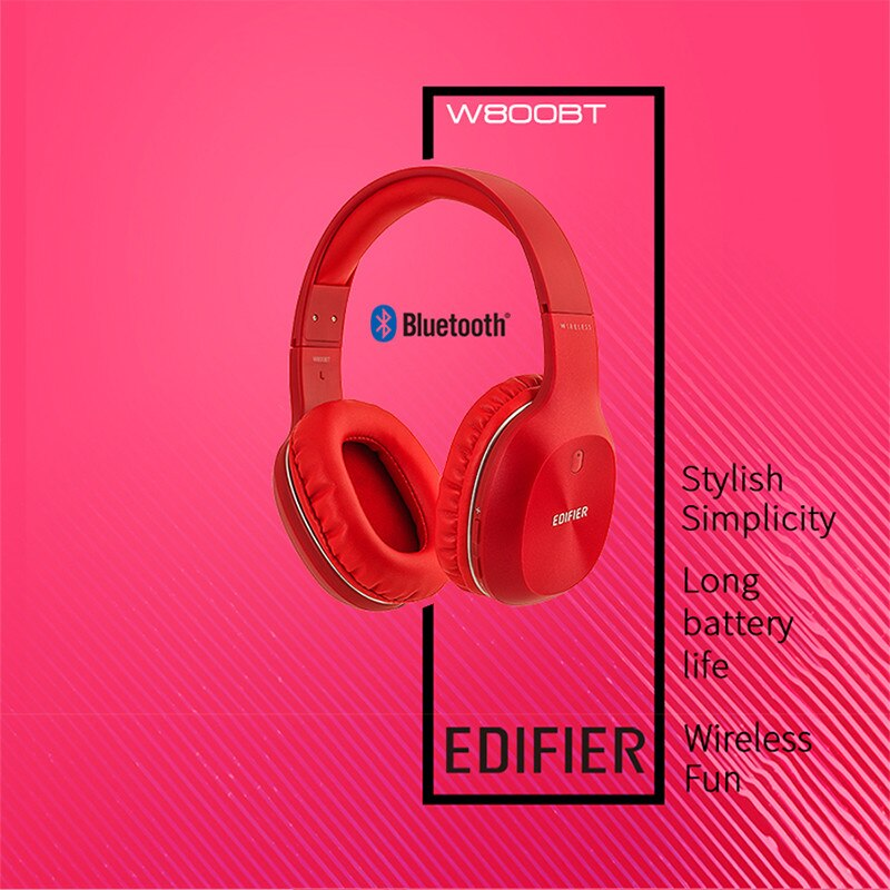 EDIFIER W800BT Wireless Bluetooth Headphones