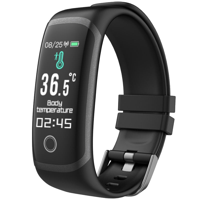 OEM Smart Watch Real-time Temperature Monitoring Bracelet