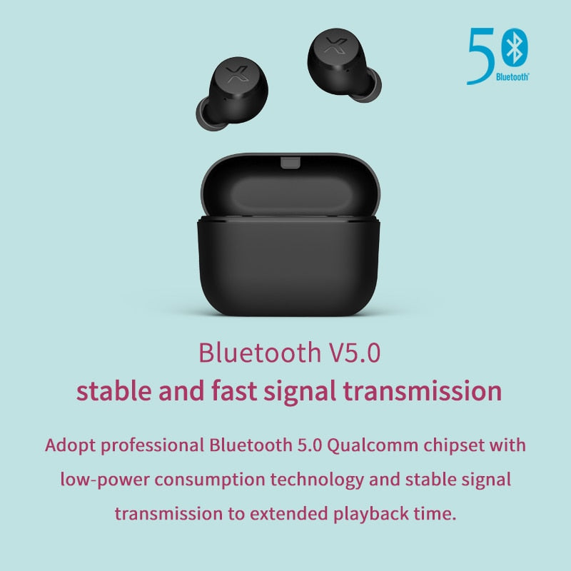 EDIFIER X3 TWS Wireless Bluetooth Earphone Support aptX Voice Assistant Touch Control IPX5 24hours Playback