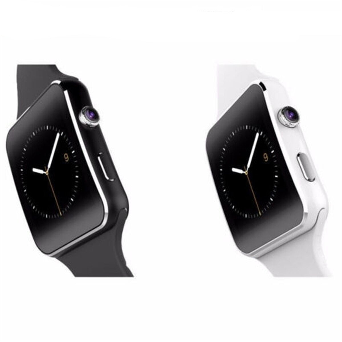 X6 Curved Screen Smart Watch with Remote photos