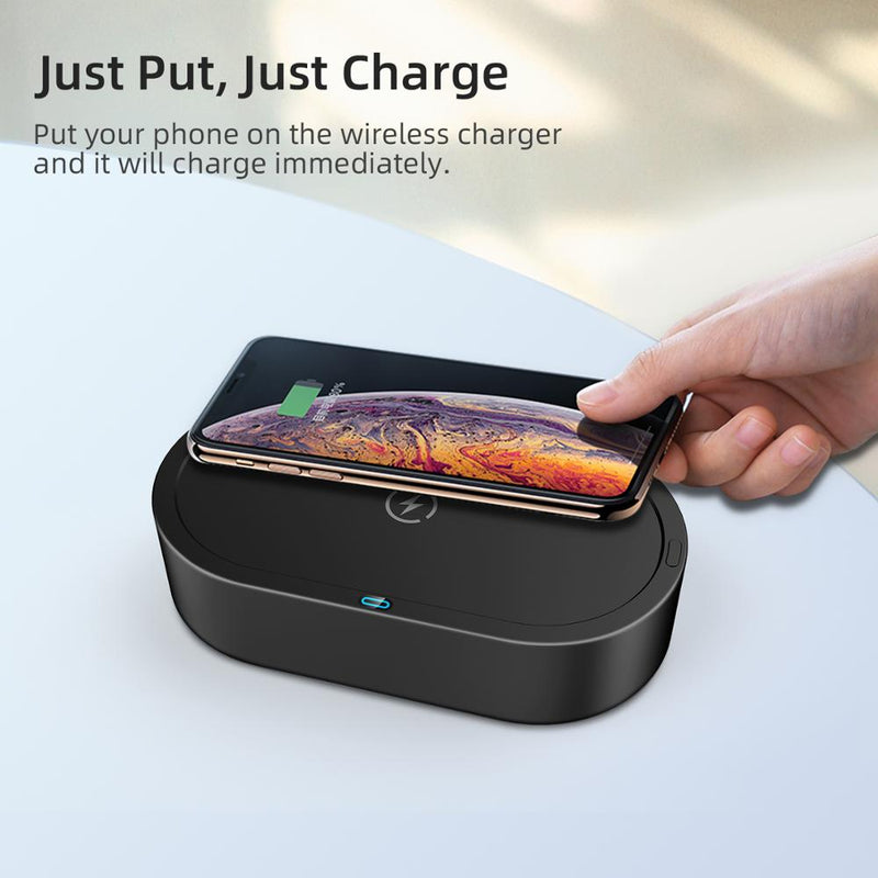 Multifunction Mobile Phone Wireless Charging Sterilizing Box