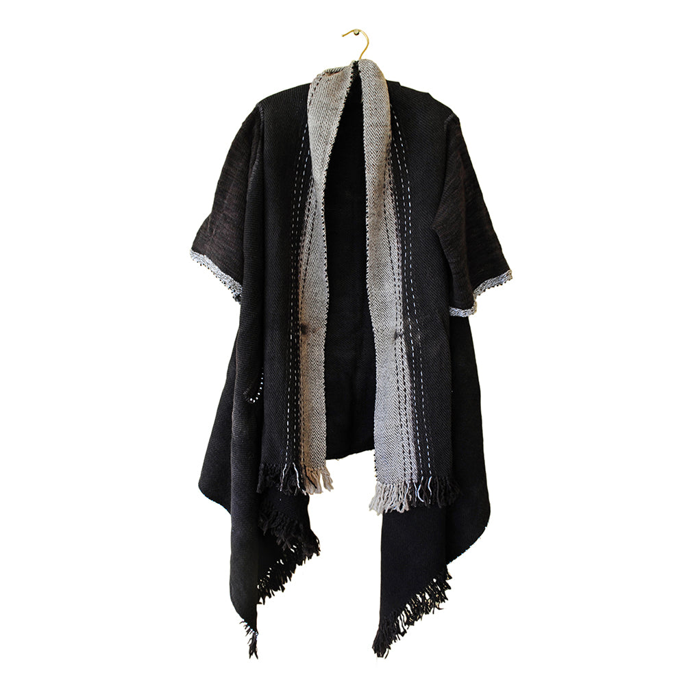 Overcoat Shawl