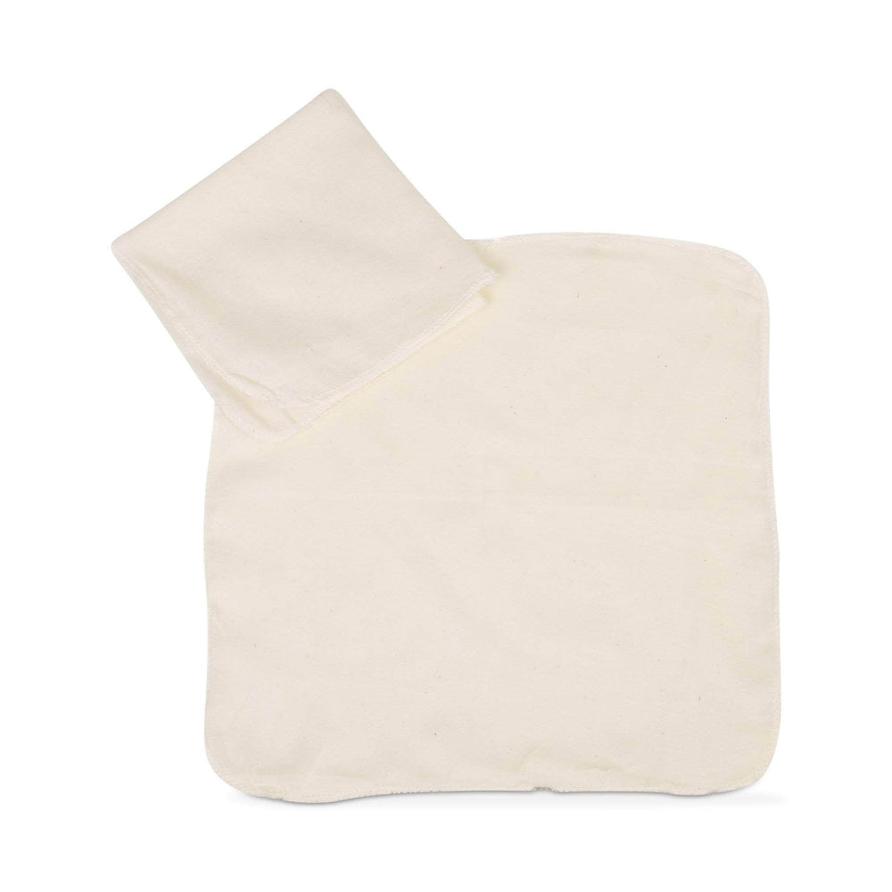 Eco Bath Co Cotton Organic Muslin Face Cloth
