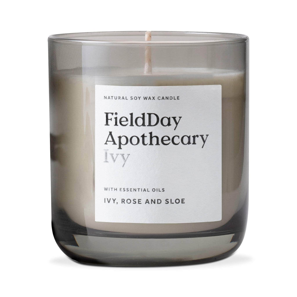 FieldDay Candles FieldDay Apothecary Candle 220g/45hrs - Ivy