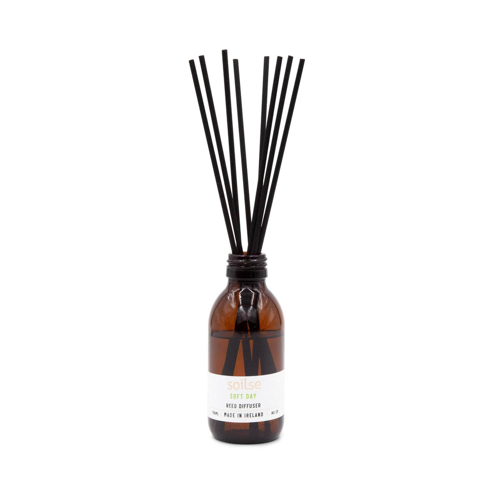 Soilse Candles Soilse Hand Poured Apothecary Diffuser -  Soft Day