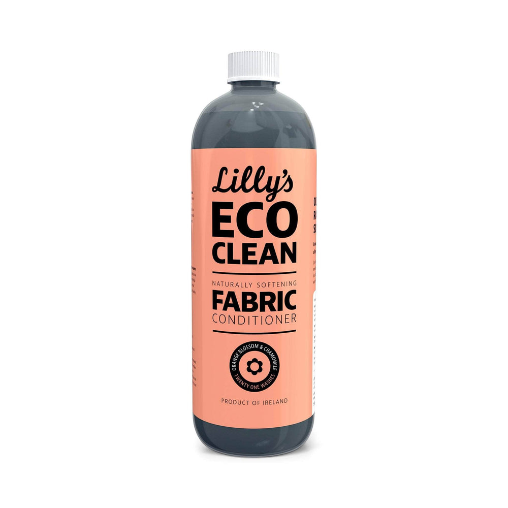 Lilly's Eco Clean Cleaning Detergent Fabric Softener Orange Blossom & Chamomile 750ml