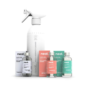 neat. Cleaning Detergents neat - The Refill Bottle