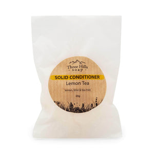Three Hill Soaps Conditioner Three Hills Lemon Tea Solid Conditioner