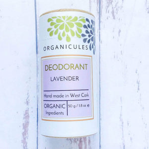Load image into Gallery viewer, Organicules Deodorant Organicules Natural Deodorant - Lavender