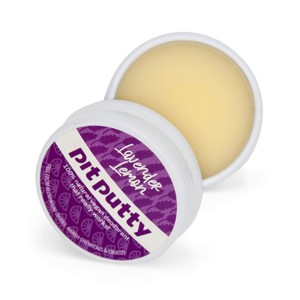 Load image into Gallery viewer, Pit Putty Deodorant Pit Putty Deodorant - Lavender & Lemon - Tester Mini 15gm